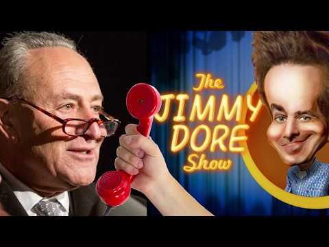 Chuck Schumer Reveals Plan To Co-Opt Progressives In Congress