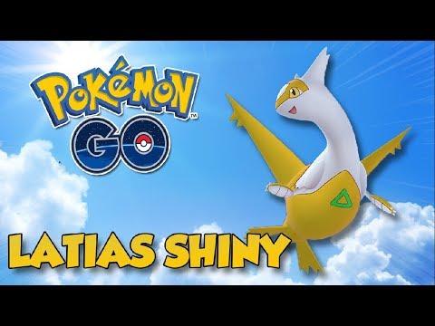 LATIAS SHINY AMANHÃ E SEUS COUNTERS!  - Pokémon Go | PokeNews thumbnail