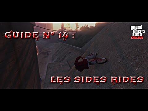 GTA V BMX - Guide N°14 : Les Sides Rides