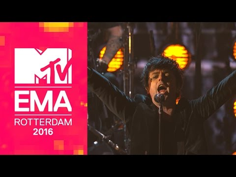 Green Day - Bang Bang (Live From The 2016 MTV EMA Awards)