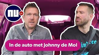 Johnny de Mol: 'Mijn vader heeft geen gunfactor' - In de Auto Met
