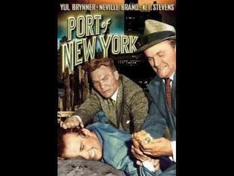 Port of New York (1949) Film Noir