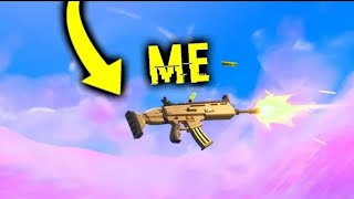 Fortnite season 6 New invisibility glitch on kid who thinks Im lazarbeam