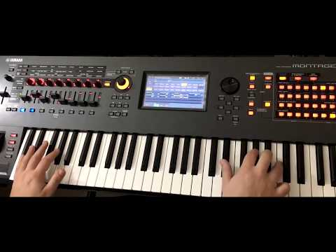 PIANO & KEYS COLLECTION   YAMAHA S90xs / S70xs   Synthcloud Library
