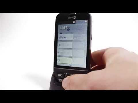 Smartphone für Senioren Doro PhoneEasy 745