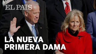 #EEUU2020 | JILL BIDEN, de segunda a PRIMERA DAMA