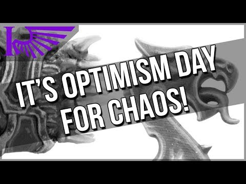 The Future Is Bright For Chaos... Maybe. OPTIMISM!