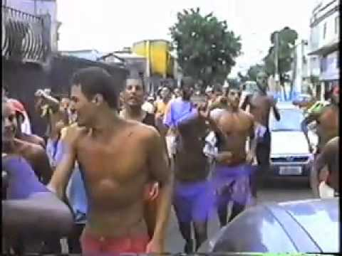 [Brazil] Fan / Flamengo supporters going to the stadium (Football/Soccer)
