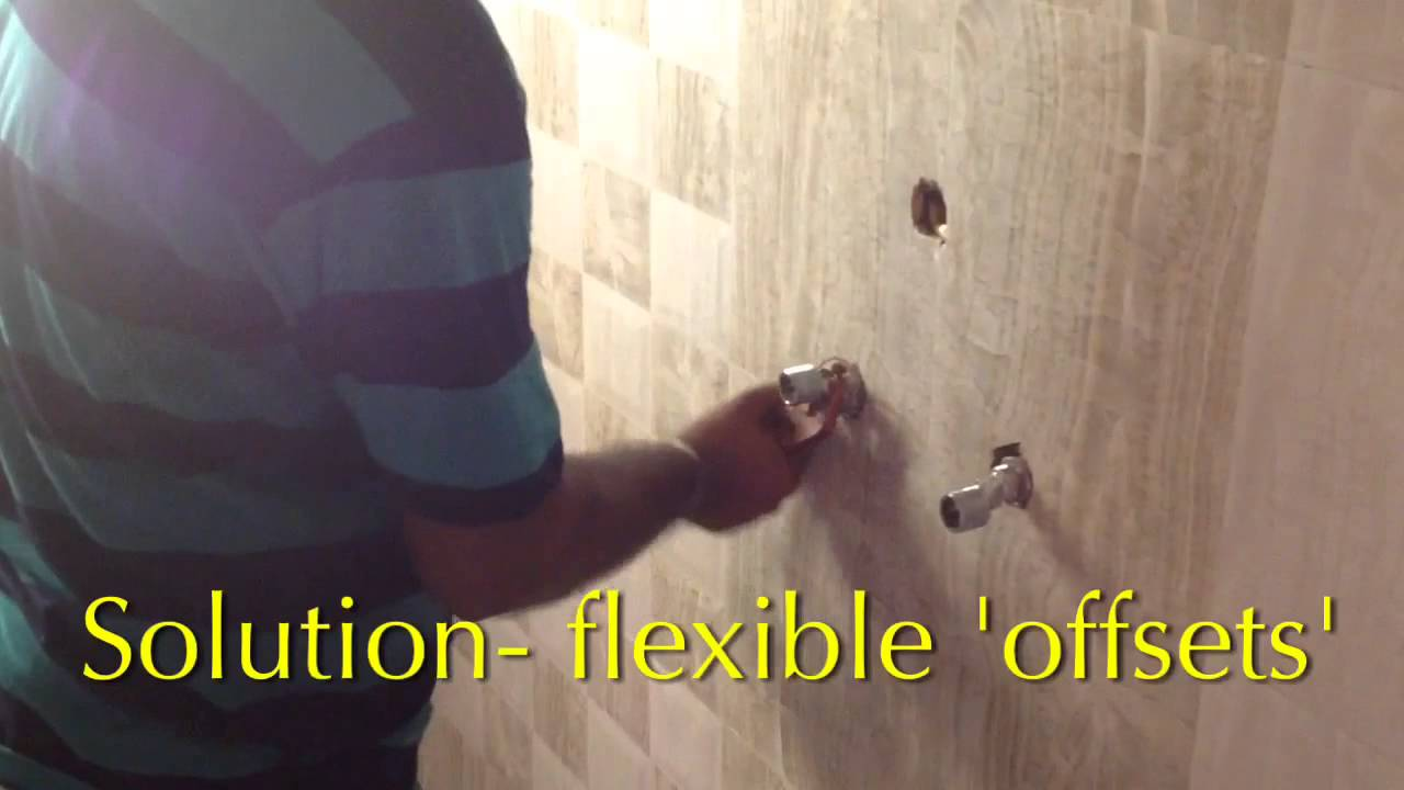 Jaquar bathroom fittings wall mixer - Anmol Hoon How To Fix A Jaquar Tap In The Bathroom By Trial And Error Youtube