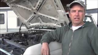 F350 Spongy brake problems