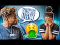 Calling my Girlfriend UGLY PRANK! *She attacked me & Cried*