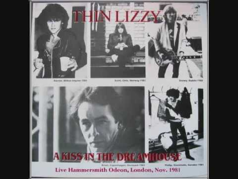 Thin Lizzy - Renegade (Live at Hammersmith)