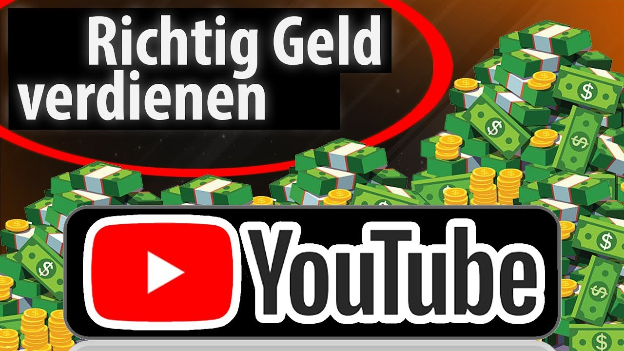 youtube geld pro klick