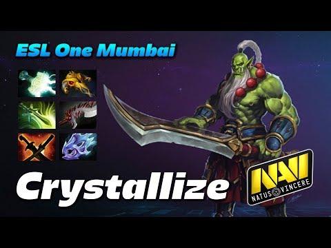 Crystallize Blade Master | Natus Vincere vs TEAM TEAM | ESL One Mumbai 2019 Dota 2