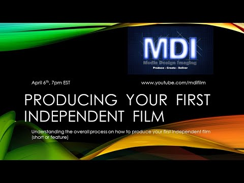 Producing Your First Film