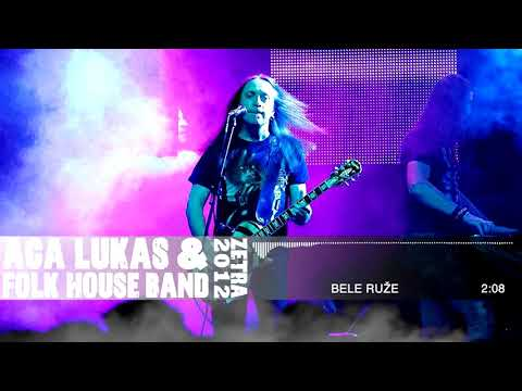 Download Aca Lukas & Folk House Band   Bele ruze   AUDIO   LIVE   Zetra 15 12 2012