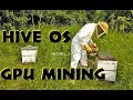 Hive OS - Free Linux GPU Mining Operating System, an SMOS and Nicehash alternative [Round 2]