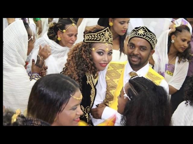 Ethiopian Orthodox Tewahedo Wedding Mezmur Werknesh Tefera Gabecha ጋብቻ