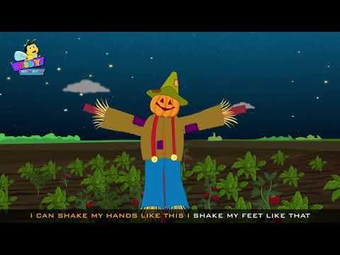 Dingle Baumeln Vogelscheuche Reim | Dingle Baumeln Vogelscheuche Kinderlied Mit Texten