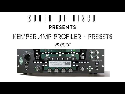 KEMPER AMP PROFILER - PRESETS 1 (Part 1)