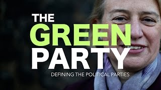 Defining the Political Parties: The Green Party
