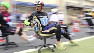 Office Chair Racing In The Japan News