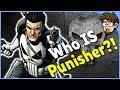 History of The Punisher Frank Castle