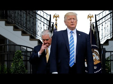 WTF: Trump Challenges His Secretary of State to IQ Test