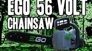 "EGO 56v Chainsaw - 14"" Brushless"