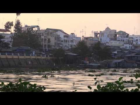 Amazing châu đốc  city  An Giang   Vietnam