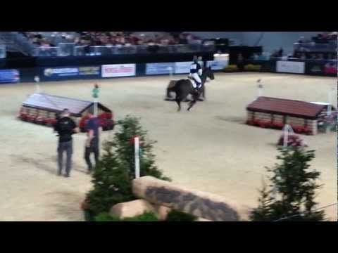 Aaron Millar - International Event Rider