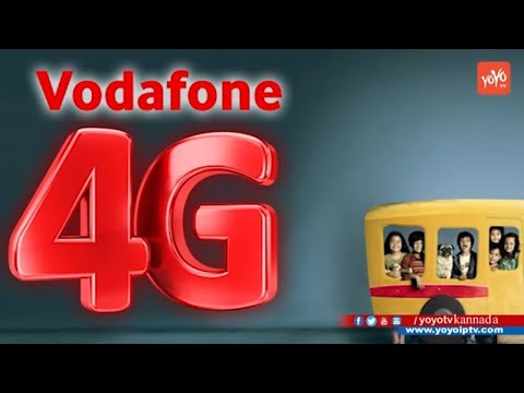 Vodafone to Launch 4G VoLTE Services in New Year 2018 Kannada News | YOYO TV Kannada News