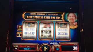 Godfather Slot Machine Bonus - Momma Corleone