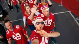 Bud Light | NFL - 49ers