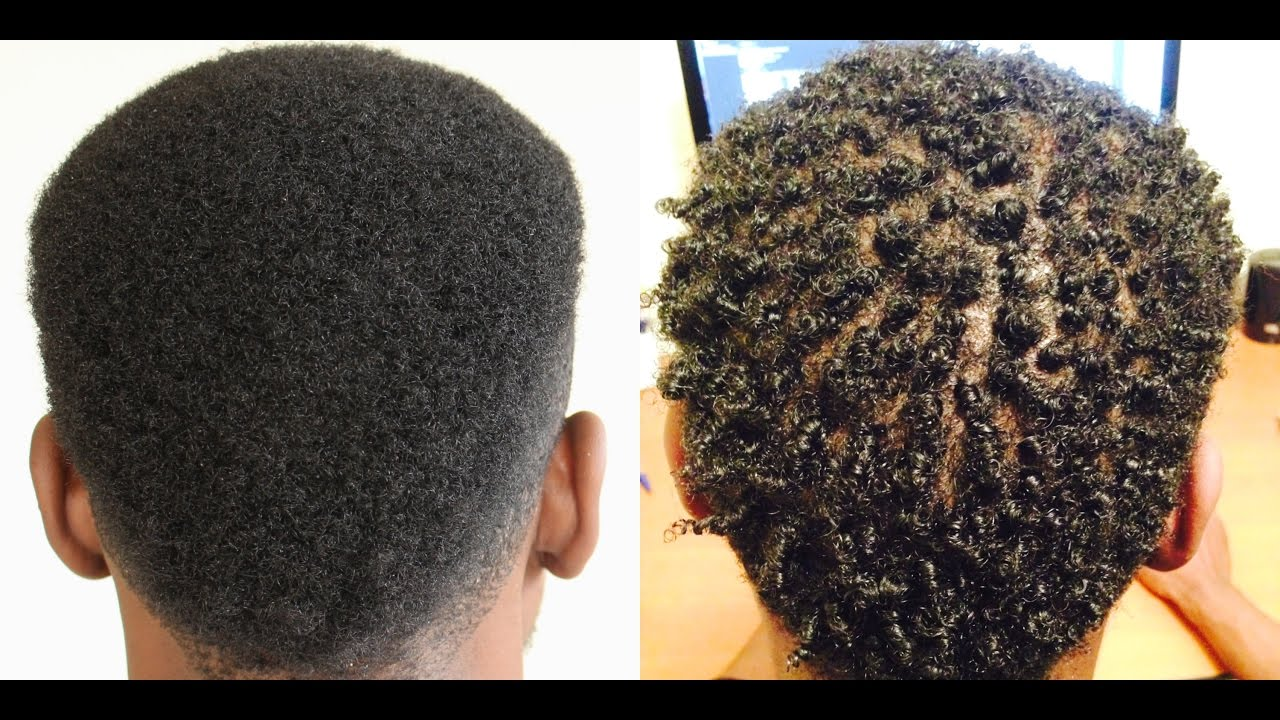 How To Get Curls On Short Hair How To Get Curly Hair On Men Hair Josiphia Rizado Youtube