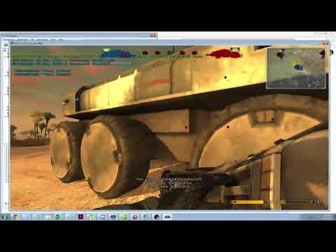 Battlefield 2142 Suez Canal Decent Round, Team Switch almost Pulls it Off Comeback
