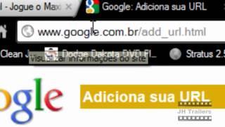 Colocar Seu Site no Google em 4 Minutos (Sem Cadastros)