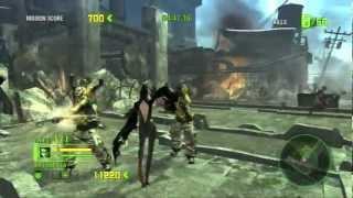 Quick Look - Anarchy Reigns Bayonetta DLC (PlayStation 3 / Xbox 360)