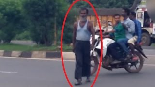GHOST VIDEO: Real ghost caught at NH 10? Scary ghost caught on camera | ROAD GHOSTS Compilation