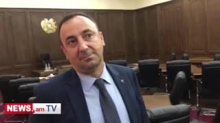 Հրայր Թովմասյանը՝ ԱԺ ում կրճատումների մասին