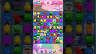 Candy Crush Saga Level 1298 - No Boosters
