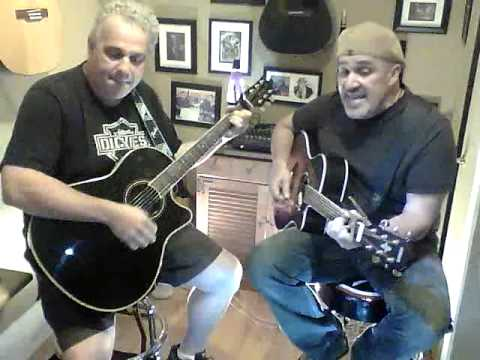 I Wonder What She's Doing Tonight  Tommy Boyce & Bobby Hart Cover by the Miller Brothers