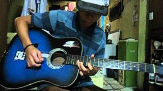 Minsan by Callalily (guitar cover)