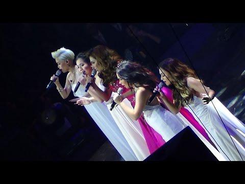 K BROSAS with KYLA, YENG, ANGELINE & KZ - May Bukas Pa (DIVAS Live in Manila!)