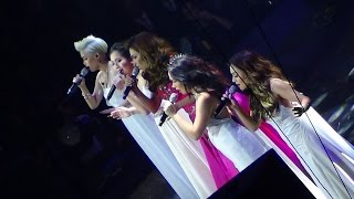K BROSAS with KYLA, YENG, ANGELINE & KZ - May Bukas Pa (DIVAS Live in Manila!)