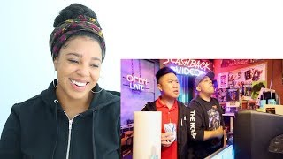 DASHIE - GHETTO VIDEO STORE & BLOOPERS | Reaction