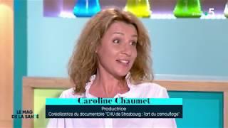 CHU de Strasbourg - Le magazine de la santé - France 5