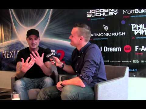 Sean Tyas interview, Next Universe 2, Zürich, 2014