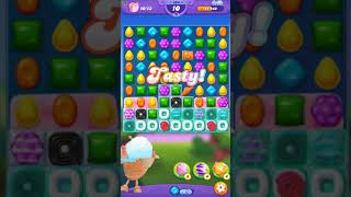 Candy Crush FRIENDS Saga level 324 no boosters