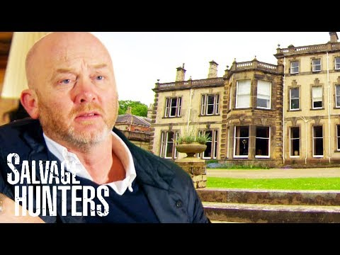 This Is The Best House Call Ive Ever Had!  Salvage Hunters
